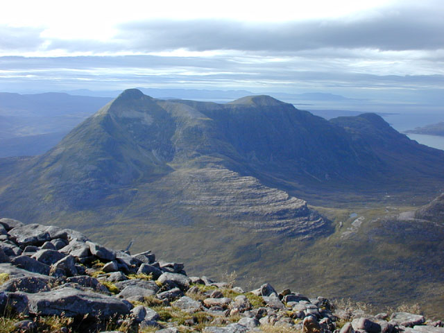 West from Maol Chean-dearg
