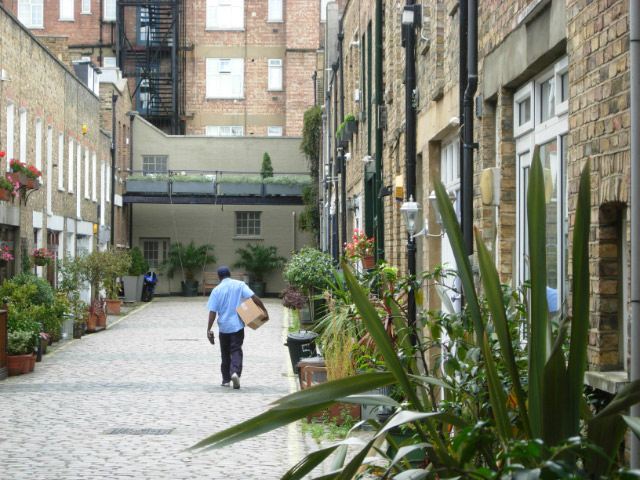 Junction Mews, Paddington