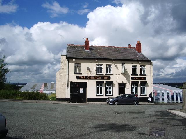 The Church Inn, Ford Lane, Salford