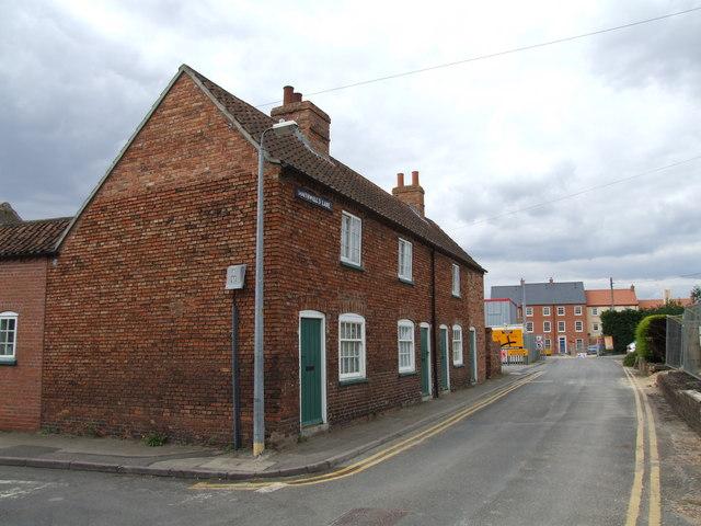 Southwell's Lane, Horncastle