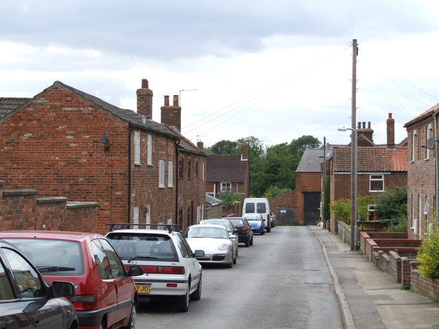 Mill Lane, Horncastle
