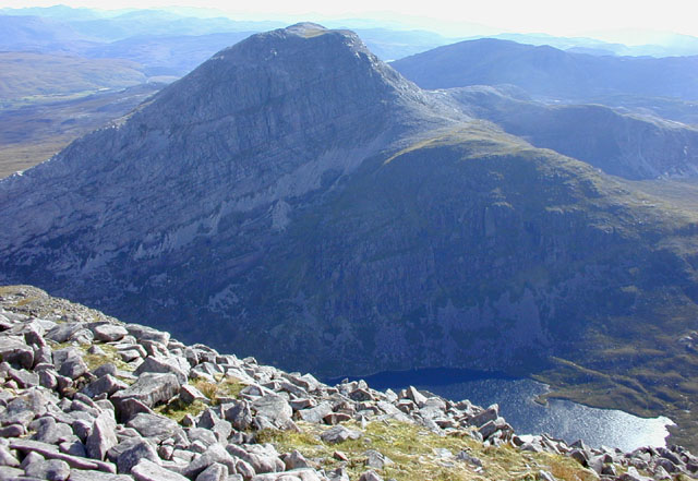 South from Maol Chean-dearg