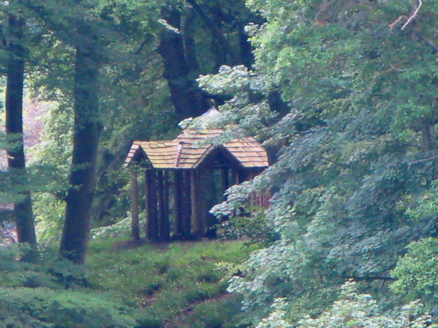 Reconstructed Victorian Summerhouse (2)