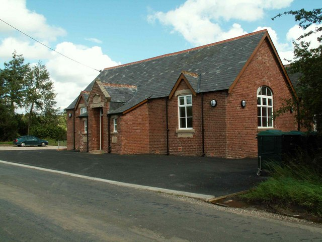 Stapleton Public Hall