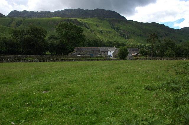 Farm at Brotherilkeld
