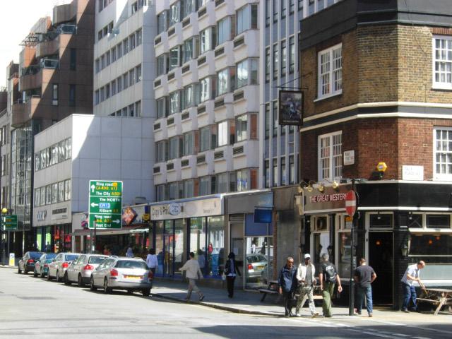 Praed Street, Paddington