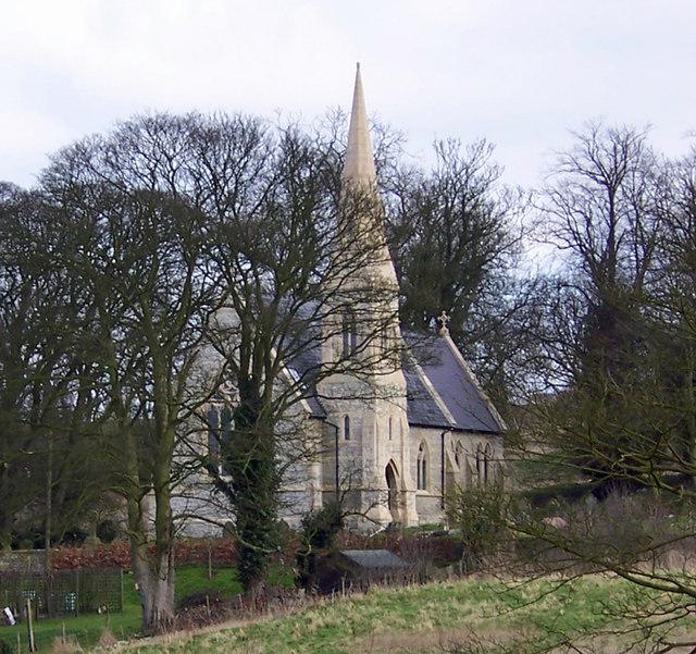 Manton Church