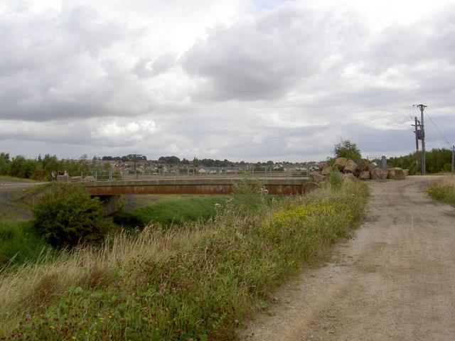 Bridge over River Dearne.