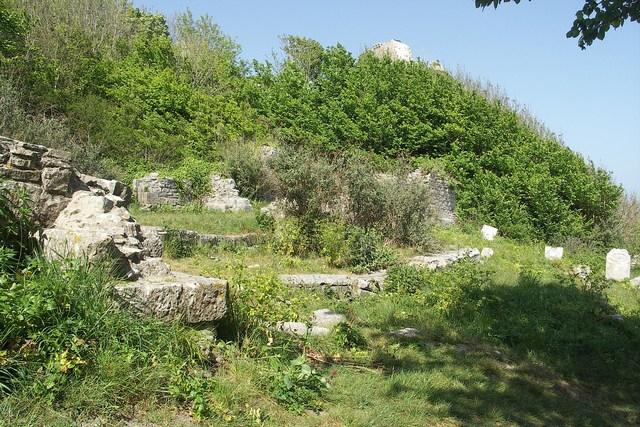 St Andrew's Church Ruins