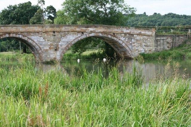 Bridge at Kirkham.
