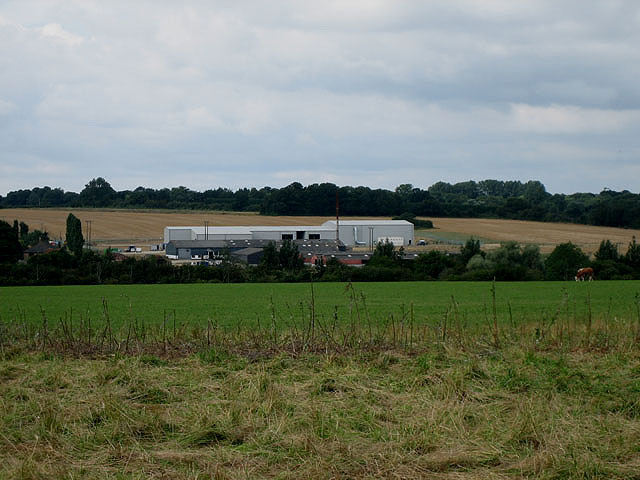 Clayhall Farm near Great Witchingham