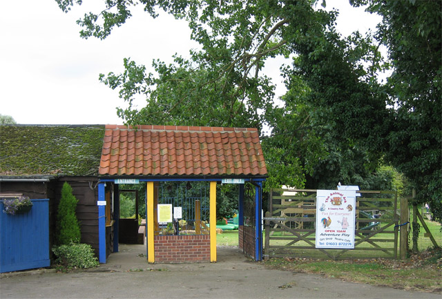 "Great Witchingham Wildlife Park is now ""The Animal Ark"""