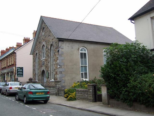 Goedwig Baptist Chapel