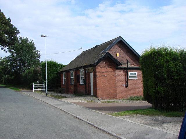 The Village Hall, Thorpe Audlin.