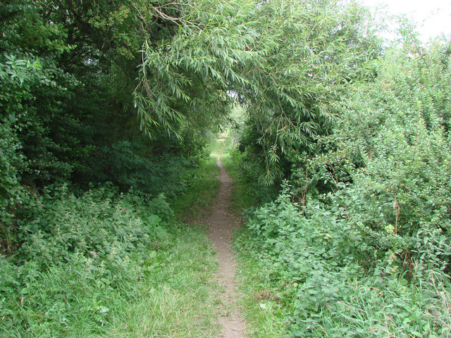 Public Footpath, Thorpe Audlin