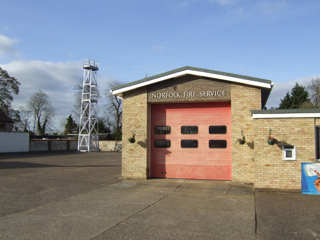 Methwold Fire Station
