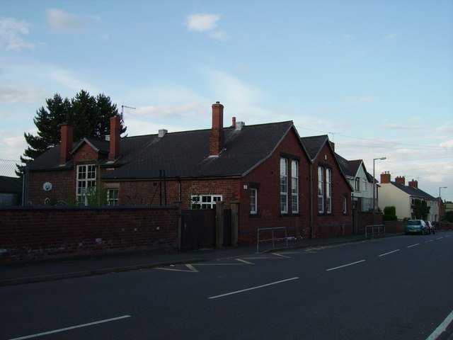Loscoe-Denby Lane school