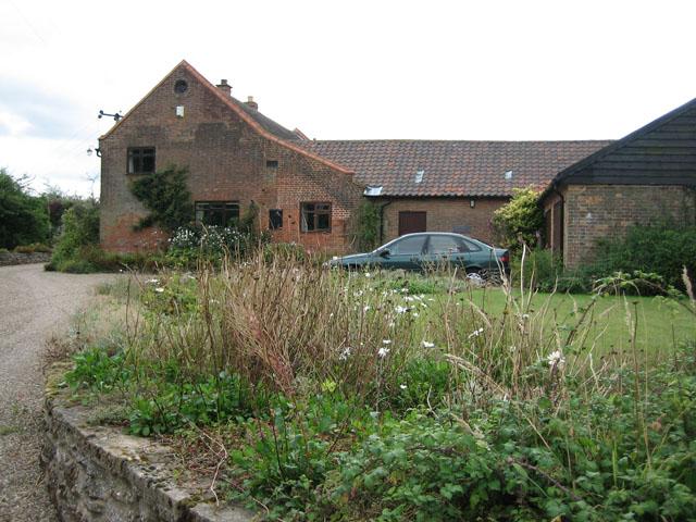 Old Hall Farmhouse, Foxley