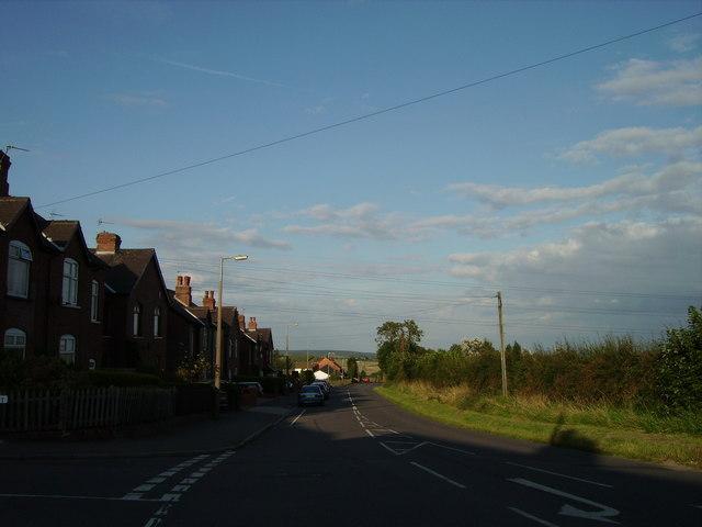 Loscoe-Denby Lane