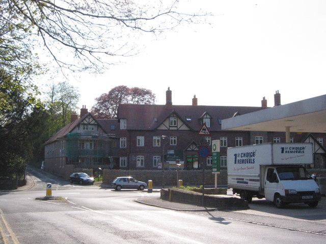 The Grange retirement apartments, Bramley