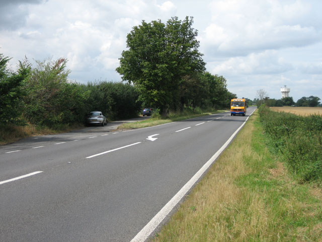 Lay-by off the A1067 Fakenham Road