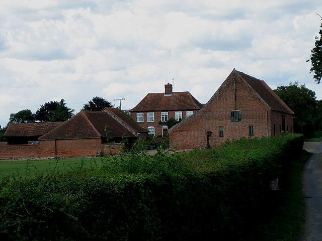 Nethergate House, behind high hedges