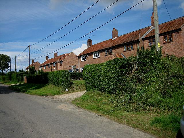 Social housing at Guestwick Green