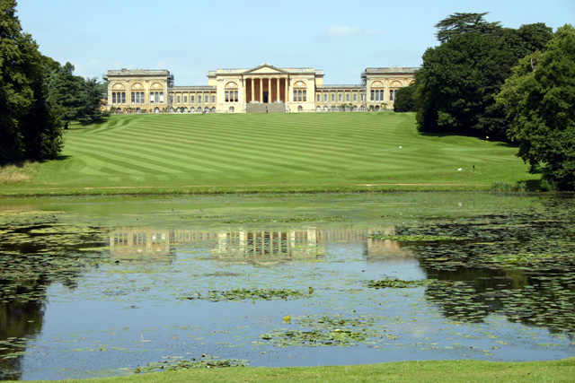 South Face of Stowe House