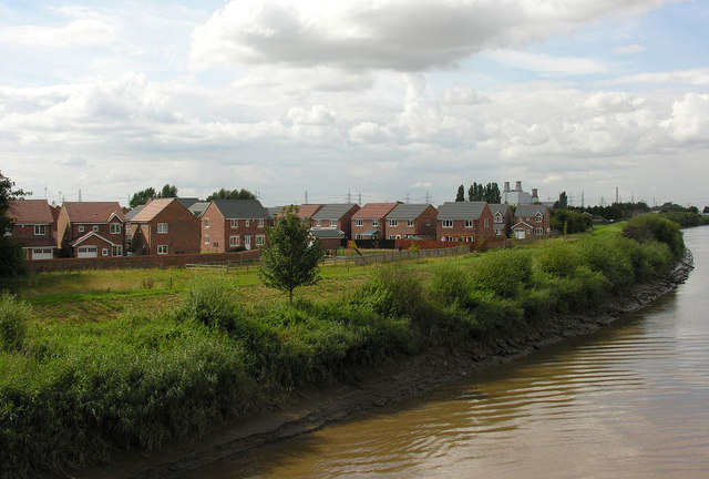 Keadby riverside estate