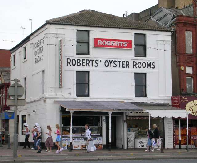 Roberts' Oyster Rooms