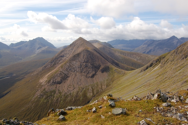 View from An Coileach