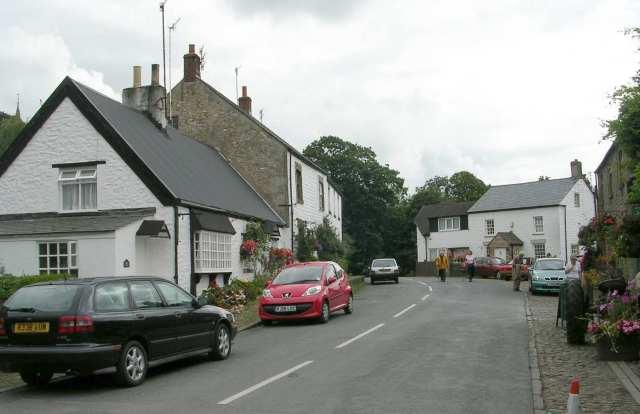 Scorton Village