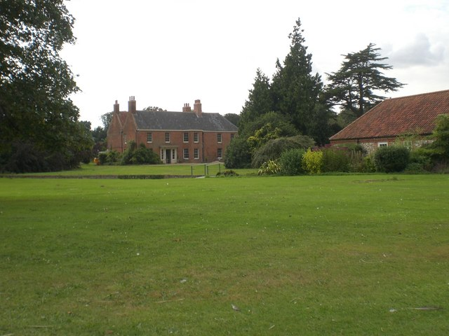 Rudham Grange