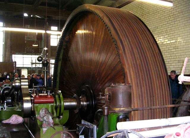 Grane Mill Engine