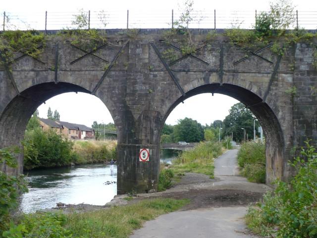 Railway Viaduct, Bassaleg