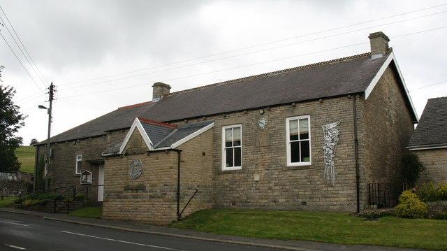 Eggleston Village Hall