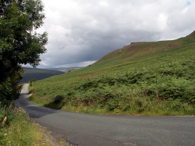 New Road and Bamford Edge