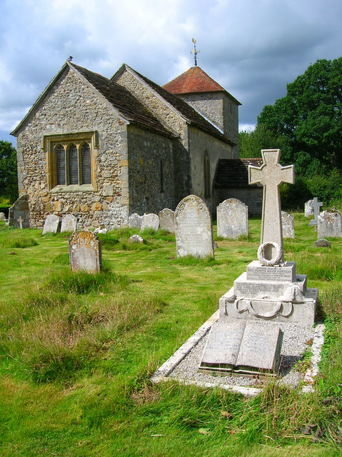 Church of St Mary, Stopham