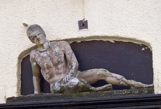 The Dying Gladiator, Brigg