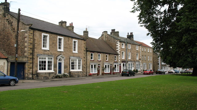 Houses by the Green, Staindrop