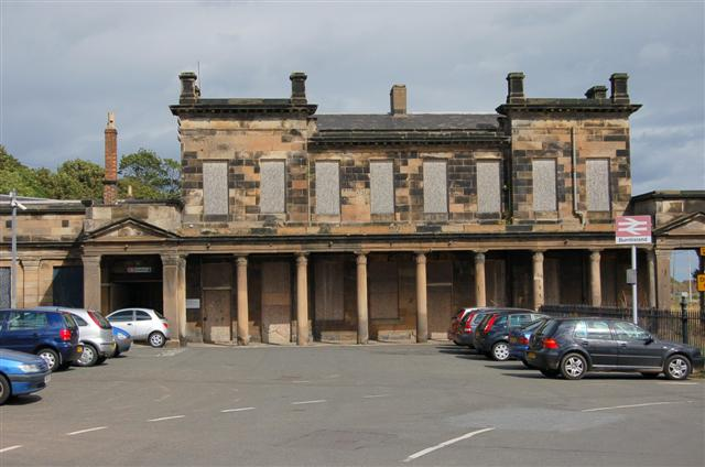 Burntisland Railway Station
