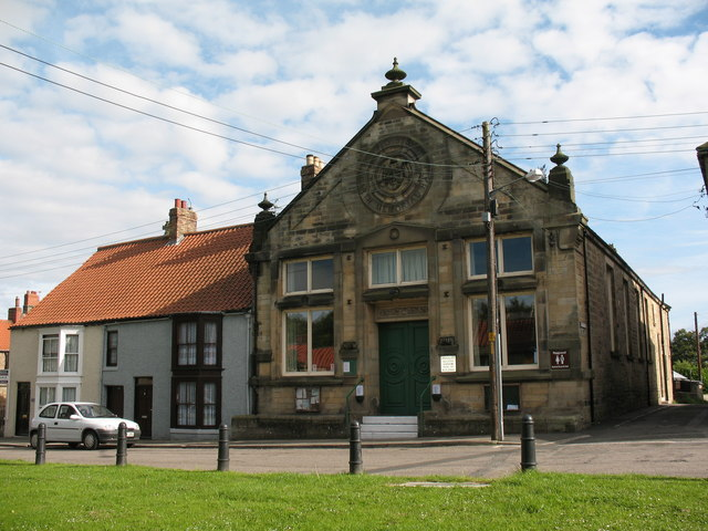 Scarth Memorial Hall, Staindrop