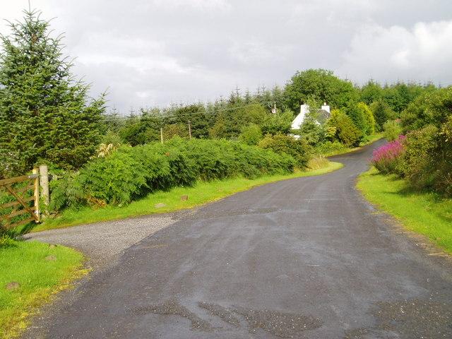 Brockloch Cottage, Carsphairn.