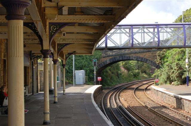 Burntisland Railway Station (2)
