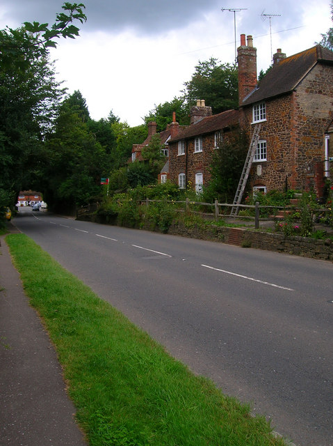 St Richard's Cottages, Lower Street, Fittleworth