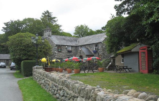 Ysgethin Inn, Tal-y-bont