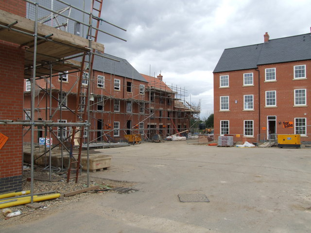 New Housing Estate, Horncastle