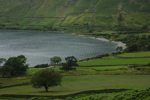 Northern shore of Wastwater