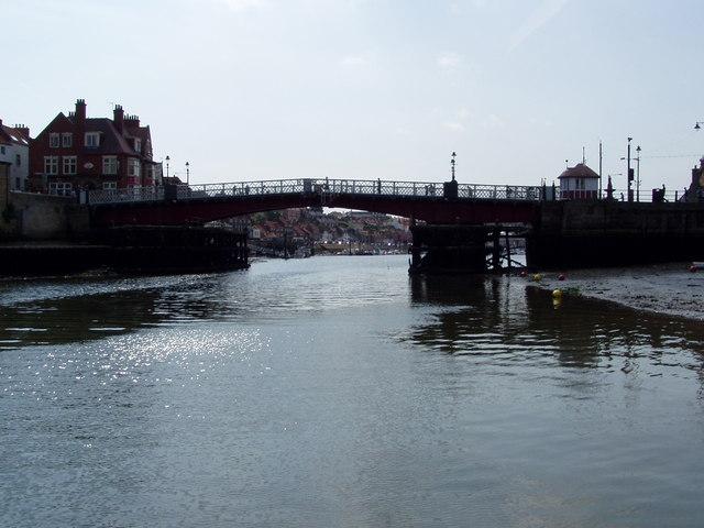 Whitby Swing Bridge 2