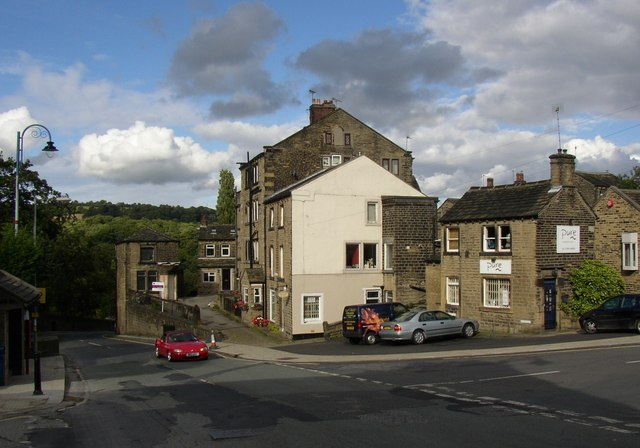 Eastgate and Southgate, Honley